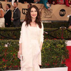 Carice van Houten en la alfombra roja de los SAG Awards 2016