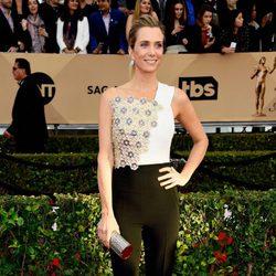 Kristen Wiig en la alfombra roja de los SAG Awards 2016