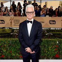 John Slattery in red carpet of SAG Awards 2016