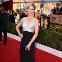Julie Bowen at the SAG Awards 2016 red carpet