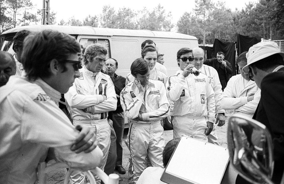 Steve McQueen: The Man & Le Mans, fotograma 1 de 13