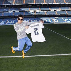 Derek Zoolander, el nuevo jugador del Real Madrid