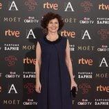 Icíar Bollaín en la alfombra roja de los Premios Goya 2016