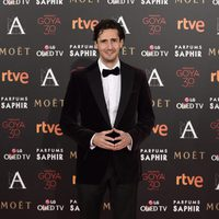 Juan Diego Botto en la alfombra roja de los Premios Goya 2016