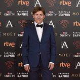Antonio de la Torre en la alfombra roja de los Premios Goya 2016