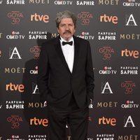 Antonio Dechent en la alfombra roja de los Premios Goya 2016