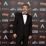 Ricardo Darín en la alfombra roja de los Premios Goya 2016