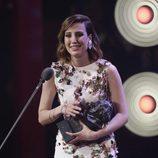 Natalia de Molina, Mejor Actriz por 'Techo y comida' en los Premios Goya 2016
