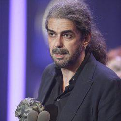 Fernando León de Aranoa, Mejor Guión Adaptado por 'Un día perfecto' en los Premios Goya 2016
