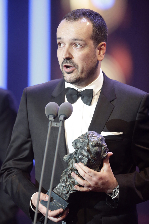 Rafael Cano, Mejor Cortometraje Animado por 'Alike' en los Premios Goya 2016