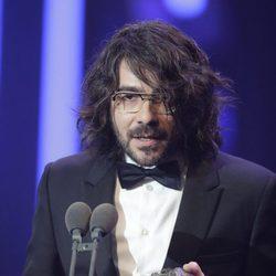 Migue Amoedo, Mejor Fotografía por 'La novia' en los Premios Goya 2016