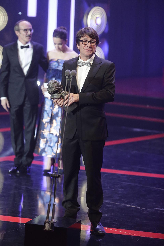Antón Laguna, Mejor Dirección Artística por 'Palmeras en la nieve' en los Premios Goya 2016