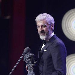 Paco Rodríguez, Mejor Maquillaje y Peluquería por 'Nadie quiere la noche' en los Premios Goya 2016
