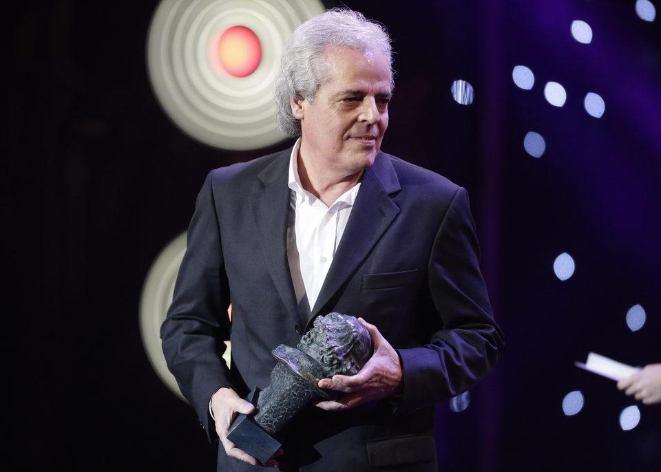 Andrés Santana, Mejor Dirección de Producción por 'Nadie quiera la noche' en los Premios Goya 2016