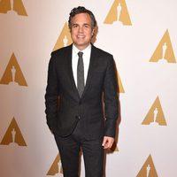Mark Ruffalo en la comida de nominados a los Oscar 2016