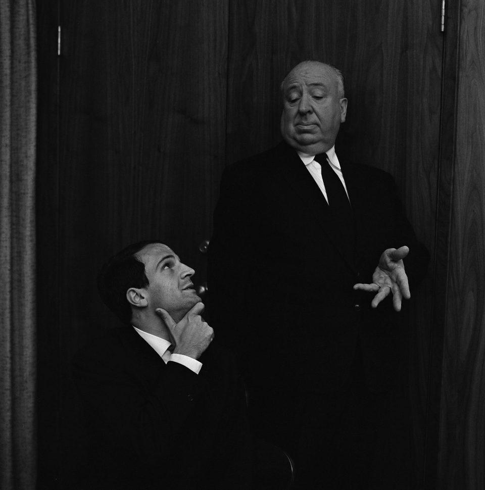 Hitchcock/Truffaut, fotograma 3 de 6
