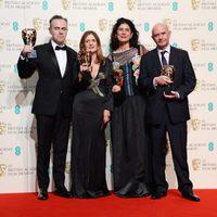 'Brooklyn', BAFTA a la Mejor Película Británica 2016