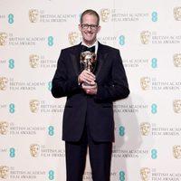 'Del revés', ganadora del BAFTA a Mejor Película de Animación 2016