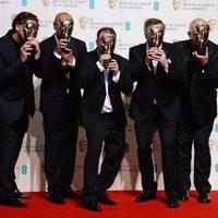 'El renacido', BAFTA a Mejor Sonido 2016