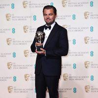 Leonardo DiCaprio, BAFTA al Mejor Actor Principal 2016