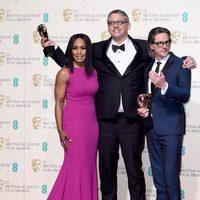 'La gran apuesta', BAFTA a Mejor Guión Adaptado 2016