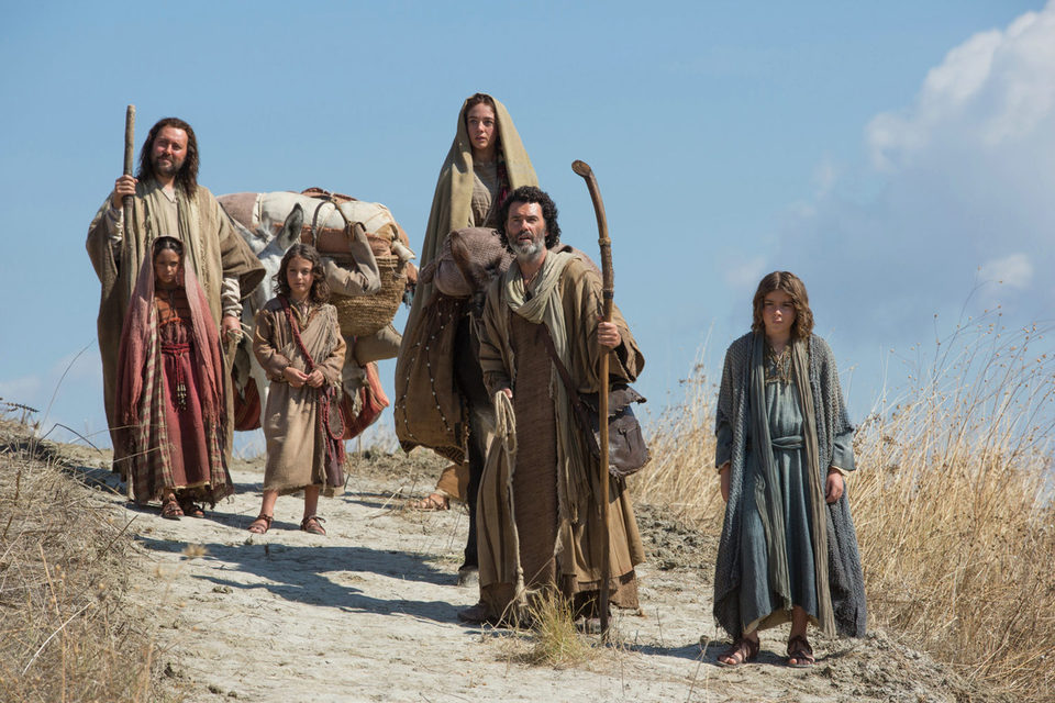 El mesías, fotograma 2 de 5