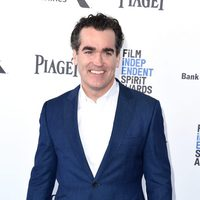 Brian d'Arcy James en la alfombra roja de los Independent Spirit Awards 2016