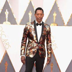 Orlando Jones en la alfombra roja de los Oscar 2016