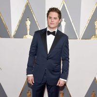 Matt Shively en la alfombra roja de los Oscar 2016