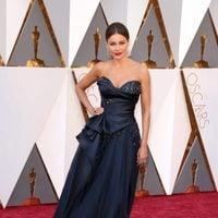 Sofia Vergara en la alfombra roja de los Oscar 2016