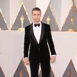 Will Poulter en la alfombra roja de los Oscar 2016