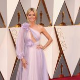 Heidi Klum en la alfombra roja de los Oscar 2016