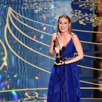 Brie Larson - Mejor Actriz