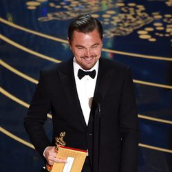 Leonardo DiCaprio - Mejor Actor