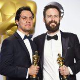 Shan Christopher Ogilvie y Benjamin Cleary - Mejor cortometraje