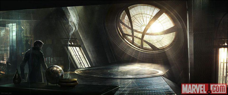 Doctor Strange (Doctor Extraño), fotograma 7 de 32