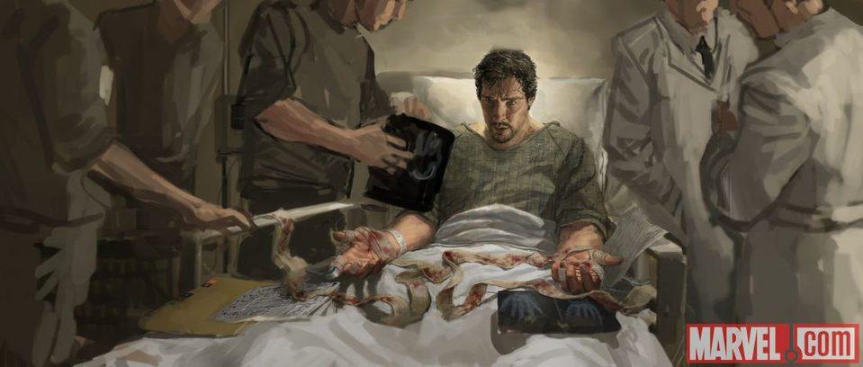 Doctor Strange (Doctor Extraño), fotograma 6 de 32
