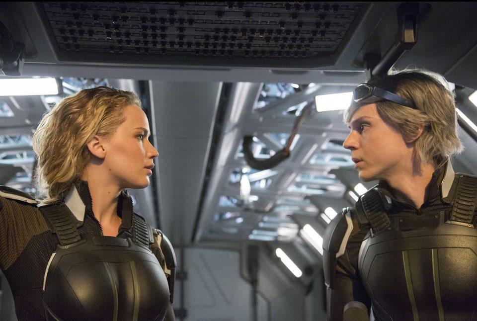 X-Men: Apocalipsis, fotograma 4 de 34