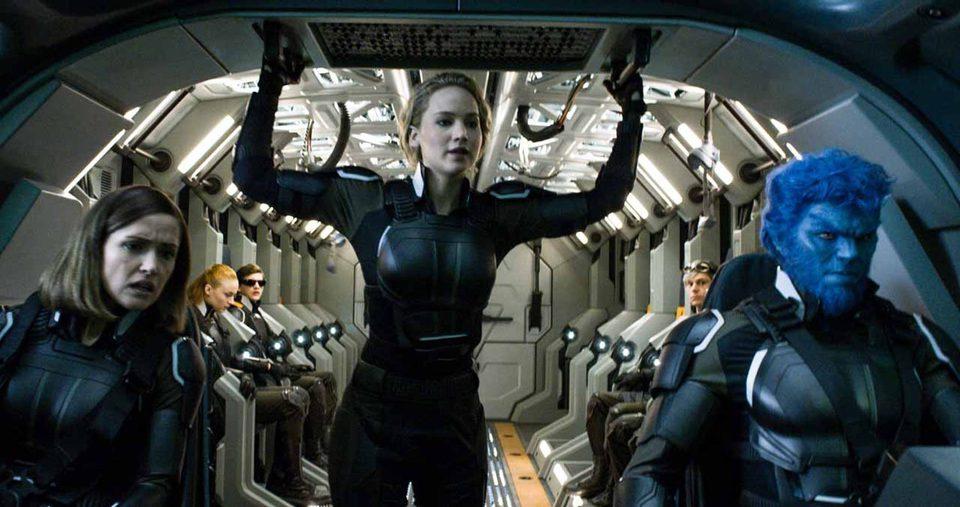 X-Men: Apocalipsis, fotograma 1 de 34