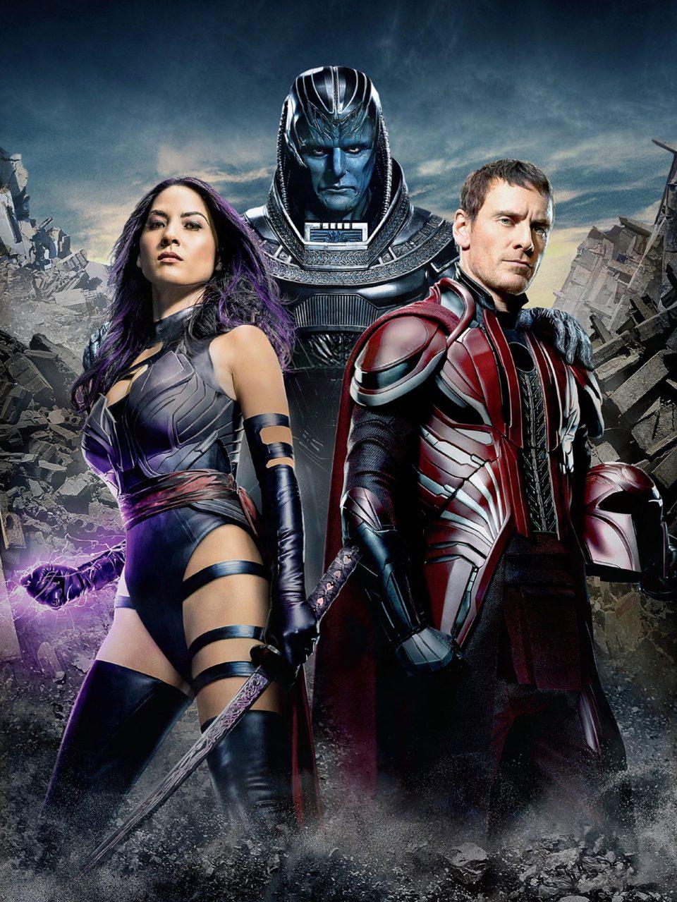 X-Men: Apocalipsis, fotograma 3 de 34