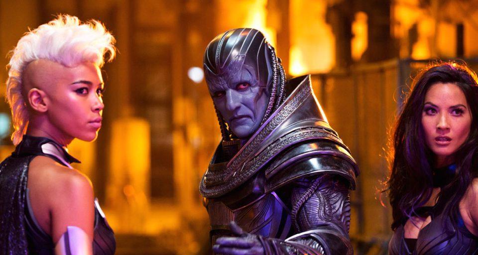 X-Men: Apocalipsis, fotograma 2 de 34