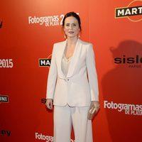Aitana Sánchez Gijón en la alfombra roja de los Fotogramas de Plata 2015