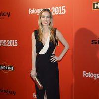 Kira Miró en la alfombra roja de los Fotogramas de Plata 2015