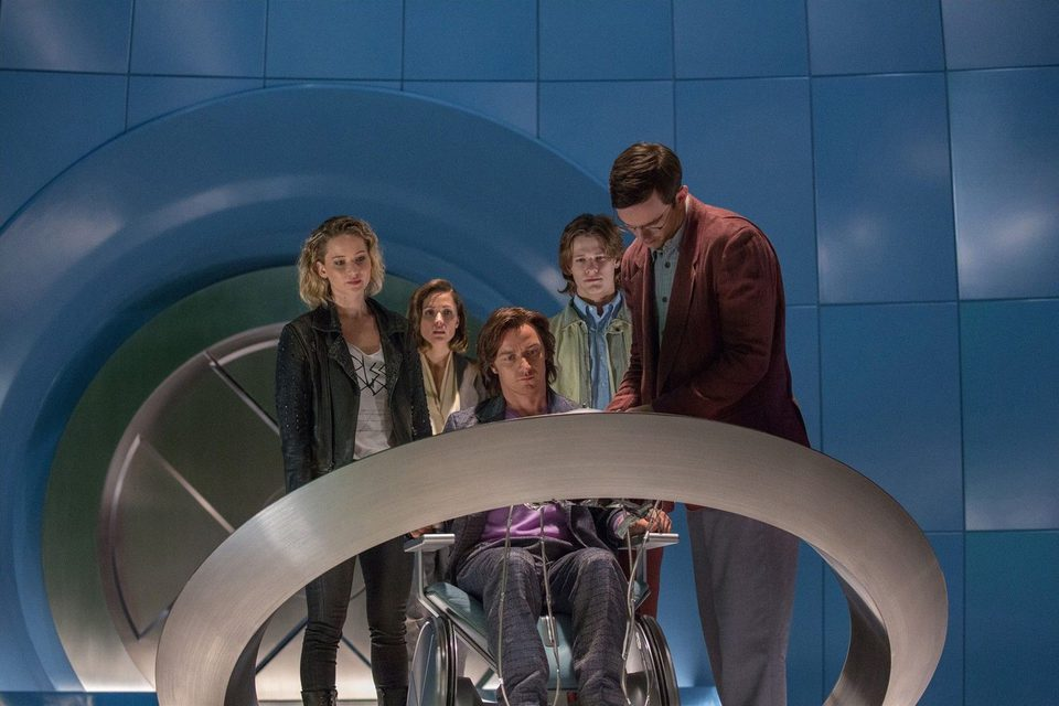 X-Men: Apocalipsis, fotograma 19 de 34
