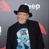 Director and writer Frank Miller at 'Batman v Superman' Premiere in New York