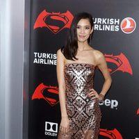 Tao Okamoto en la premiere de 'Batman v Superman' en Nueva York