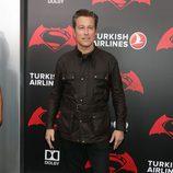 John Corbett en la premiere de 'Batman v Superman' en Nueva York