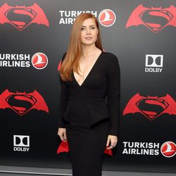 Amy Adams en la premiere de 'Batman v Superman' en Nueva York