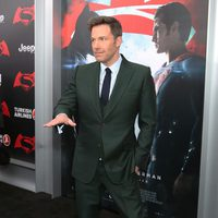 Ben Affleck en la premiere de 'Batman v Superman' en Nueva York