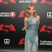Holly Hunter at 'Batman v Superman' Premiere in New York